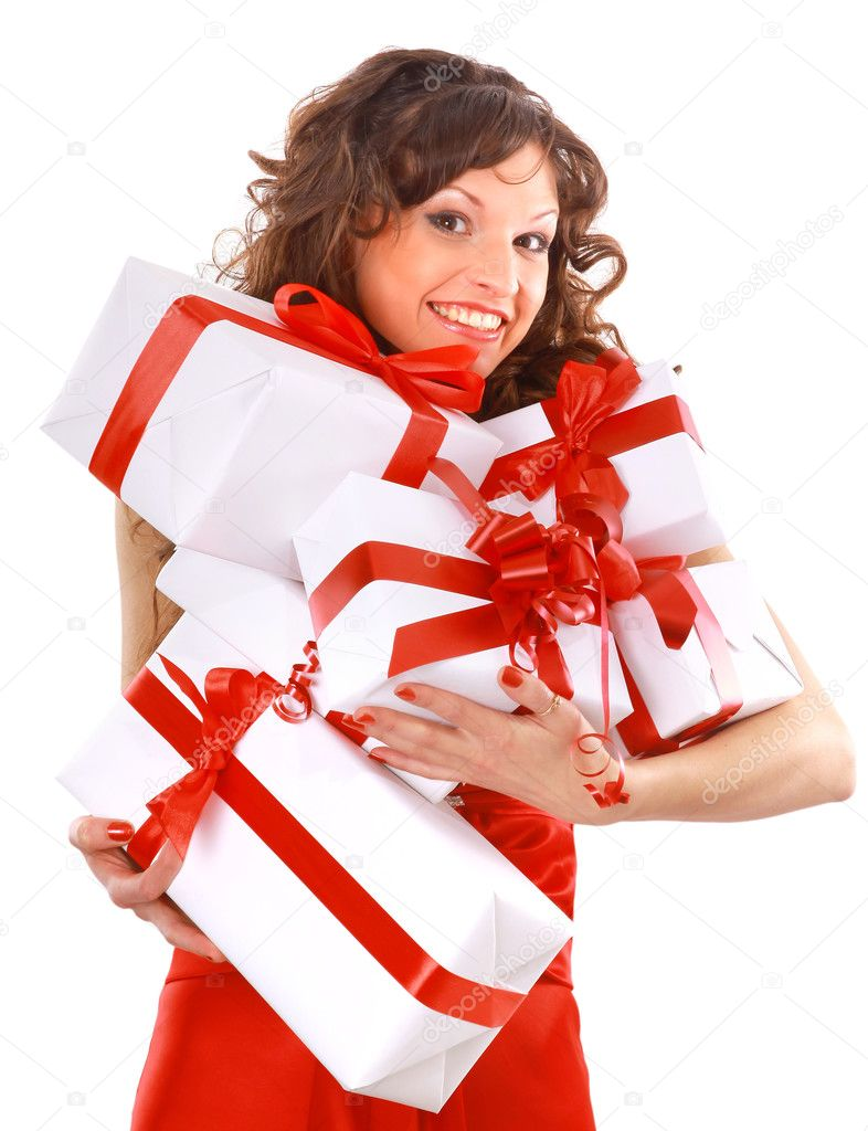 Мы дарим подарки по-английски 737
