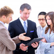 Business team — Stock Photo #4296022