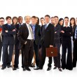Young attractive business - elite business team — Stock Photo #4660682