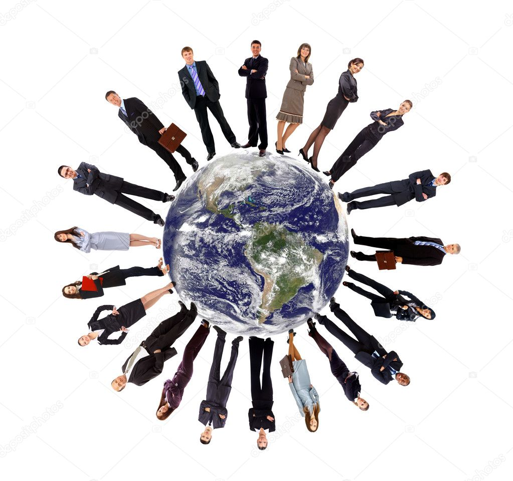 Global communication concept   Stock Photo #4874903