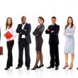 Group of business - Foto Stock