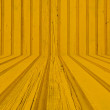 Yellow Wooden Room — Stock Photo #2760440
