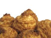 Biscoitos crocantes — Foto Stock