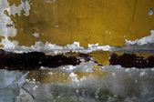 Cracked Concrete Wall — Stock Photo