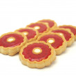 Jelly Cookies — Stock Photo #2991455
