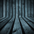 Dark Wooden Room — Stock Photo #3035586