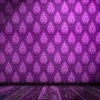 Foto Stock: Magic Purple Room