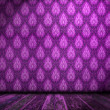 Foto de Stock  : Magic Purple Room