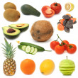 Foto Stock: Healthy Food Collection