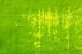 Shabby Green Wall — Stock Photo