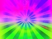 Colorful Burst — Stock Photo