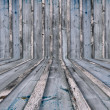 Stock Photo: Vintage Wooden Room