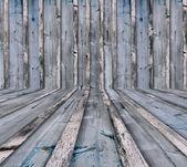 Vintage Wooden Room — Stock Photo