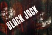 Blackjack Background — Stock Photo