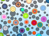 Bubble Background — Stock Photo