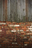 Grungy Walll — Stock Photo