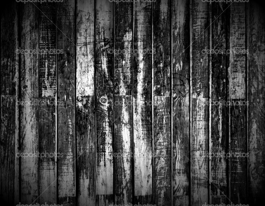 A dark wooden wall as a background — Stock Photo #3469623