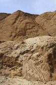Sand Hills at the Quarry — Stock Photo