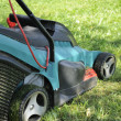 Lawn Mower — Stockfoto #3594787