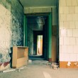Stock Photo: Abandoned Room