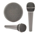Microphone Set — Stock Photo