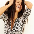 Happy young woman — Stock Photo #2760814