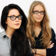 Two young womans — Stock Photo #2869409