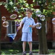 Soap bubbles — Foto Stock