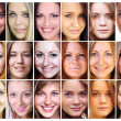 Beautiful young women - Stock Photo