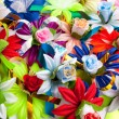 Background from varicoloured flowers — Stock Photo #2942941