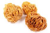 Baklava honey. — Stock Photo