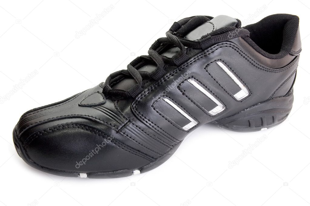 Sporting shoe of running shoe for going in for sports — Stock Photo #2943016