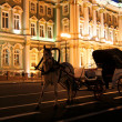Palace Square at white night — Stock Photo #3093422