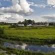 Suzdal panorama — Stock Photo #3093503