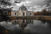 Estate Kuskovo. Grotto — Stock Photo