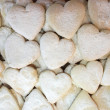 Cookies a heart kind — Stock Photo