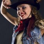 Cowboy — Stock Photo #4284453