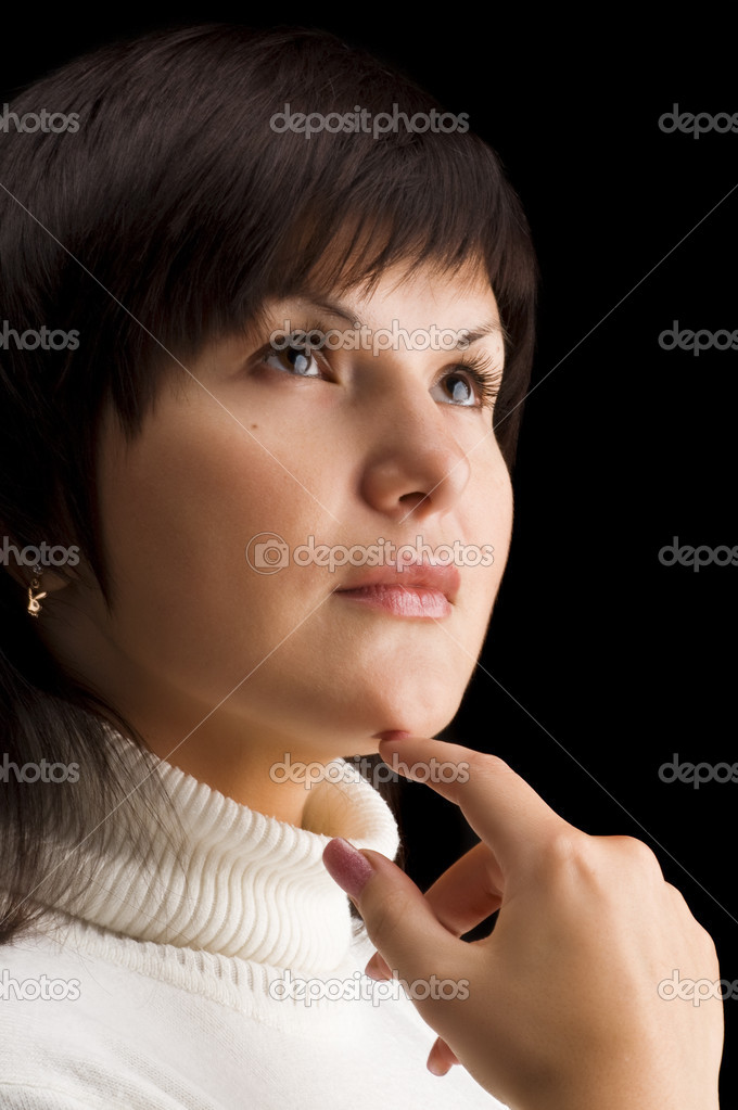 Women's portrait — Stock Photo #4284703