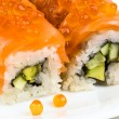 Sushi Golden dragon — Stock Photo