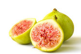 Fig isolated — Stock Photo