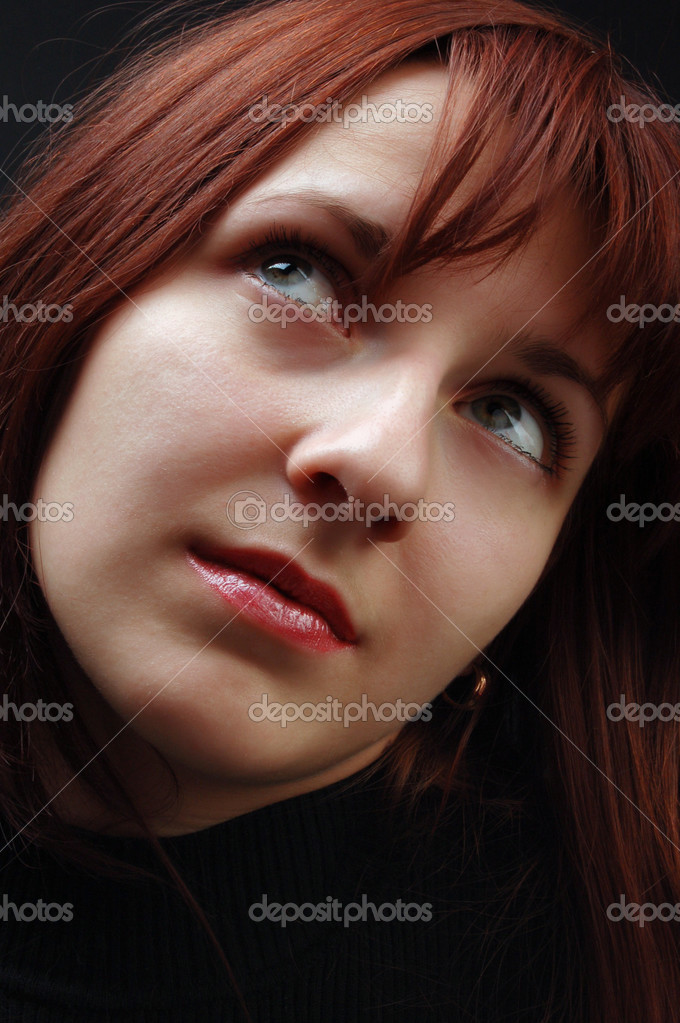 Woman's portrait — Stockfoto #4303213