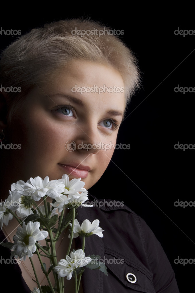 Woman's portrait — Stock Photo #4303703