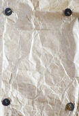 Paper crumpled background — Stock Photo