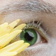 Close-up of eye — Stock Photo #4321864
