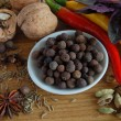 Allspice tree — Stock Photo