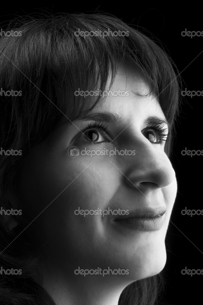 Woman's portrait — Stock Photo #4321088