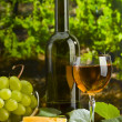 Wine still life — Stockfoto