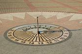 Dom-clock — Foto Stock