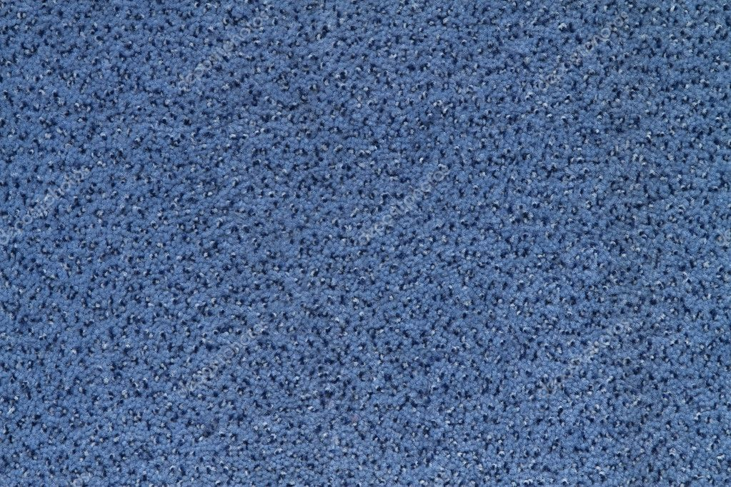 Blue Carpet Texture Seamless Texture of a Blue Carpet With