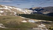 Mountain plateau Lago-Naki — Stock Photo
